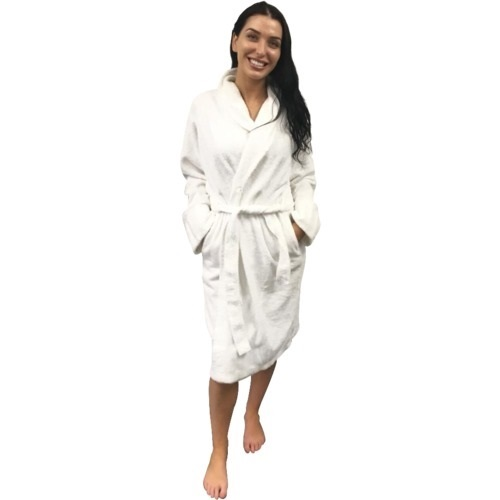 Lyn's Luxurious Chenille Robe