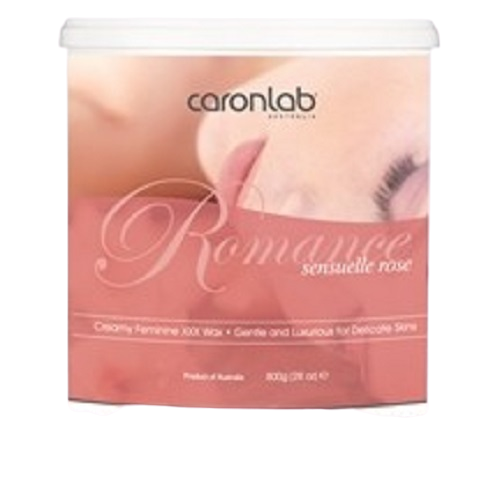 Caronlab Romance Microwaveable Strip Wax 800g