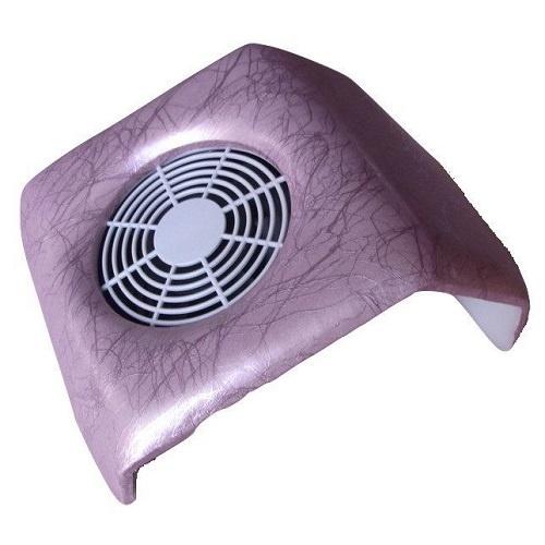 Purple Nail Dust Extractor