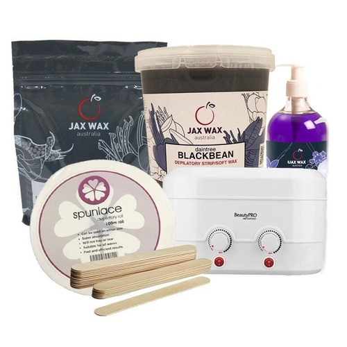Jax Wax Male Waxing Package
