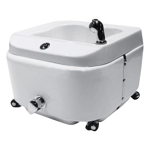 Portable Pedicure Foot Basin